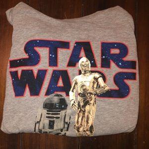 A Star Wars T-shirt